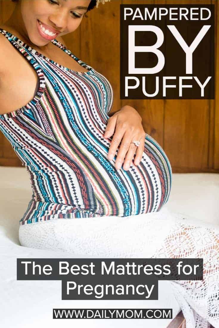 Best Mattress For Pregnancy By Puffy