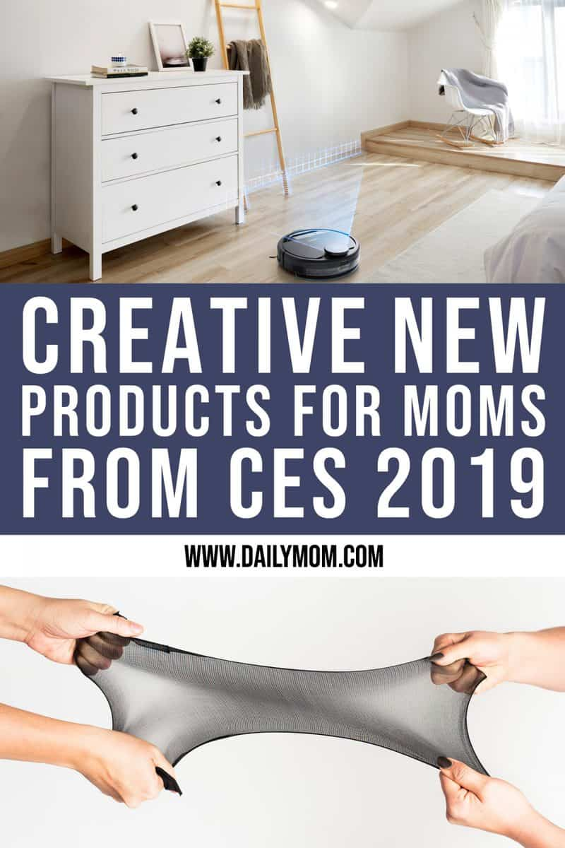 The Most Creative New Products For Moms From Ces 2019