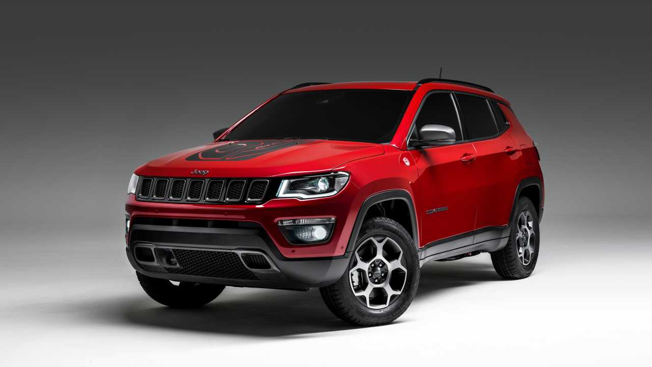 2019 Jeep Compass Plug-In Hybrid