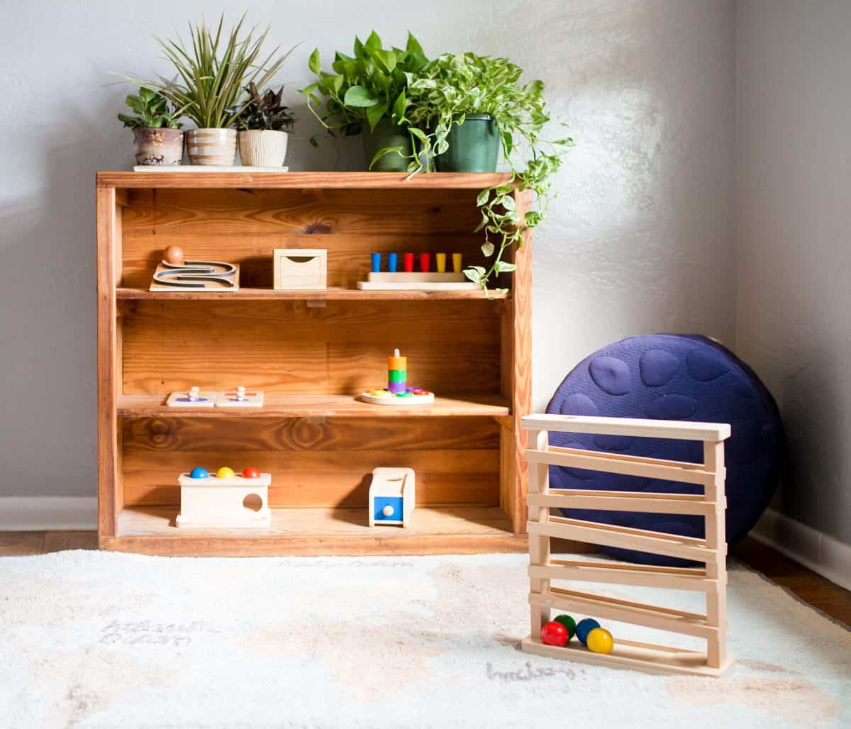 Starting Montessori Education Young With Montessori Toys From Monti Kids