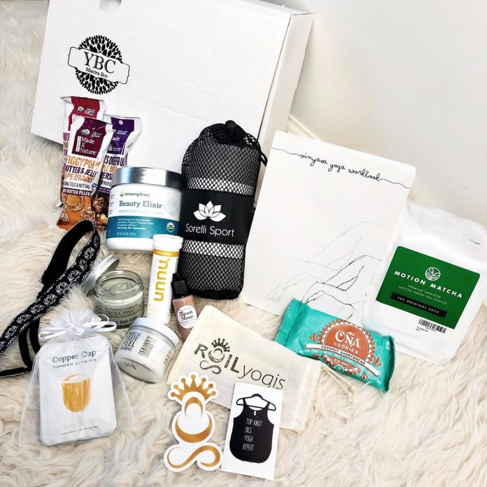 10 Coolest Yoga Subscription Boxes