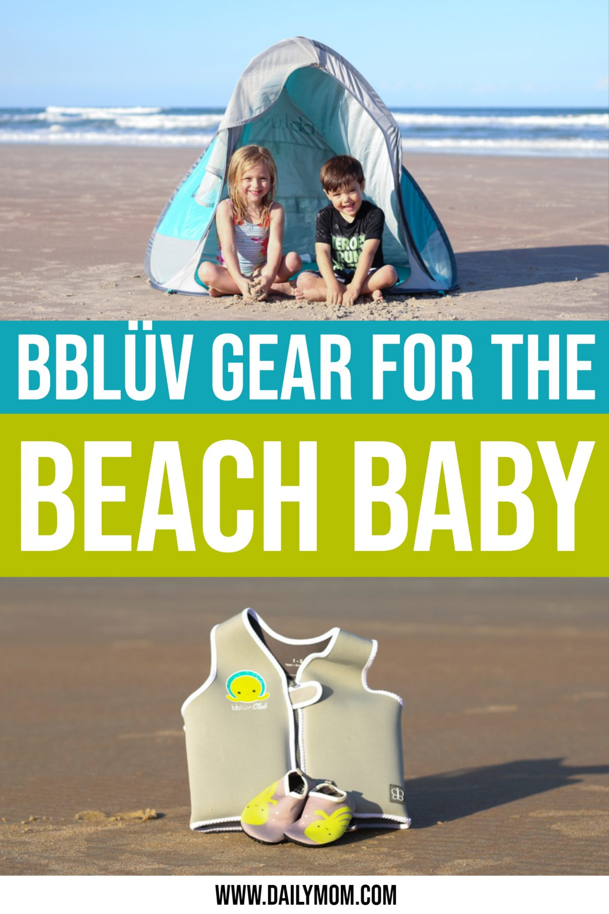 Daily Mom Parent Portal BblÜv Gear For The Beach Baby