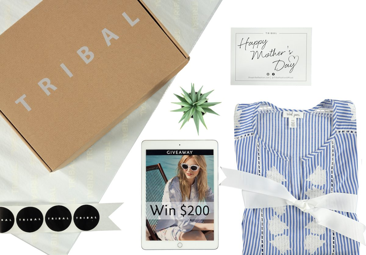Mother's Day Giveaway With Tribal