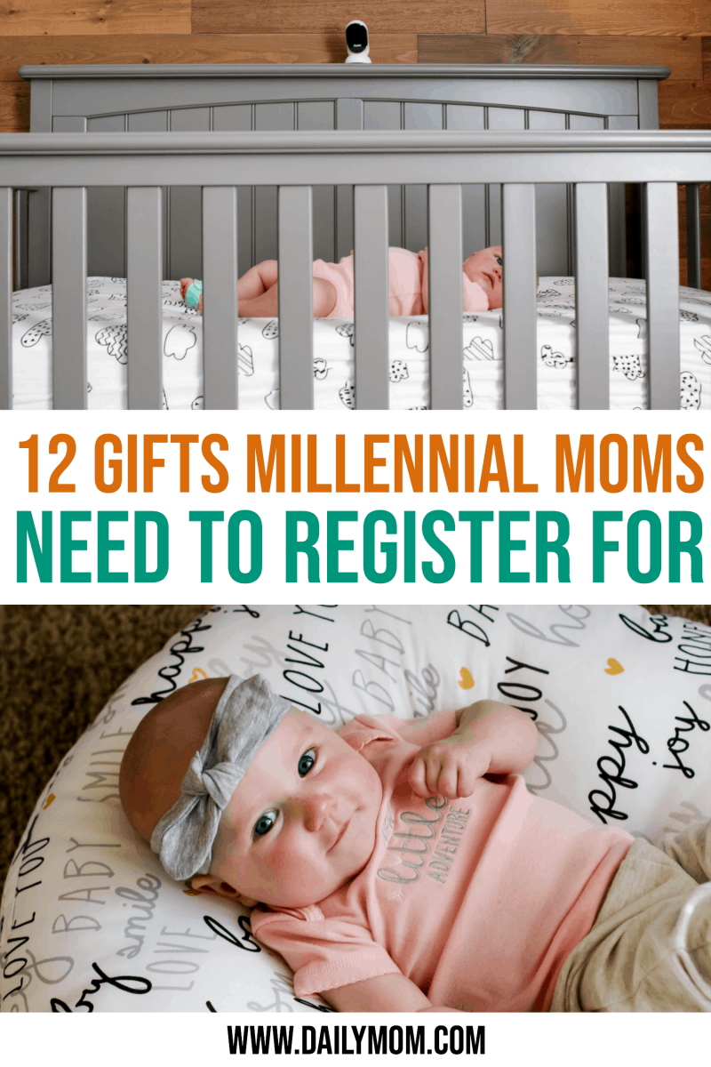12 Products That Belong On The Best Baby Registry For Millennial Moms