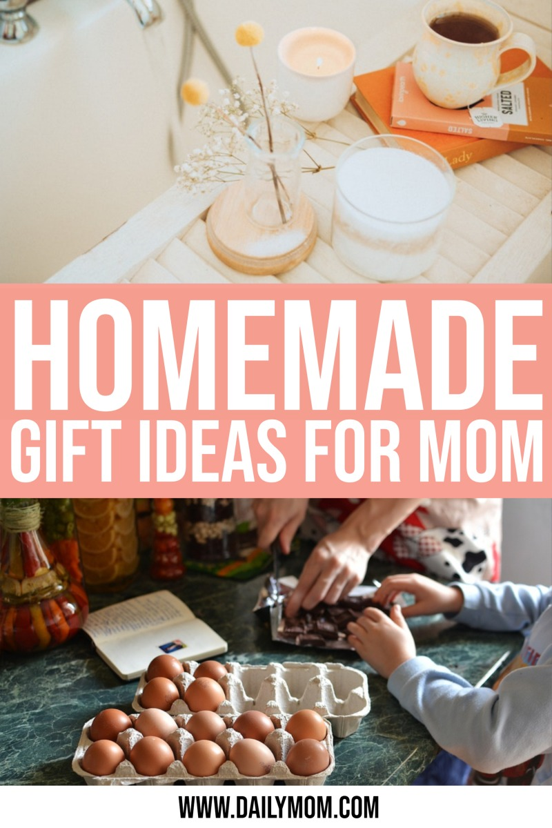 Daily Mom Parent Portal Homemade Gifts For Mom