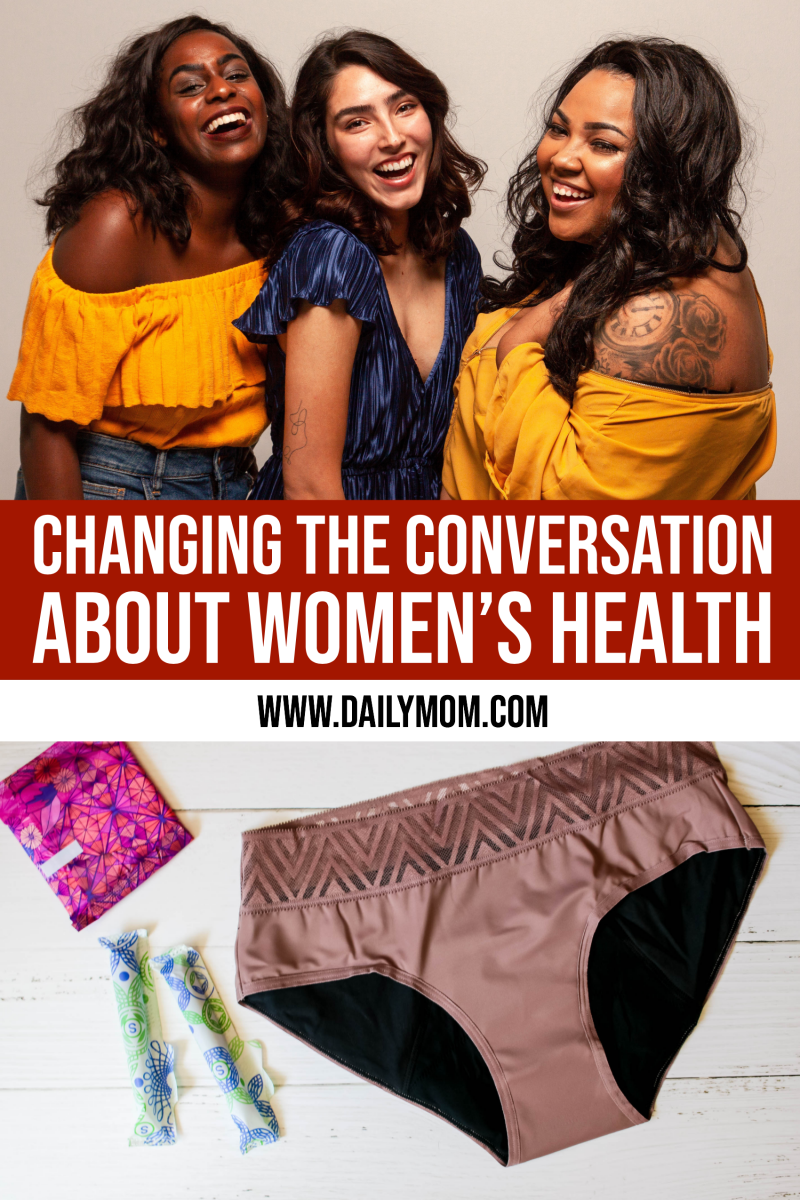 How Period Panties Changed The Conversation About Women's Health