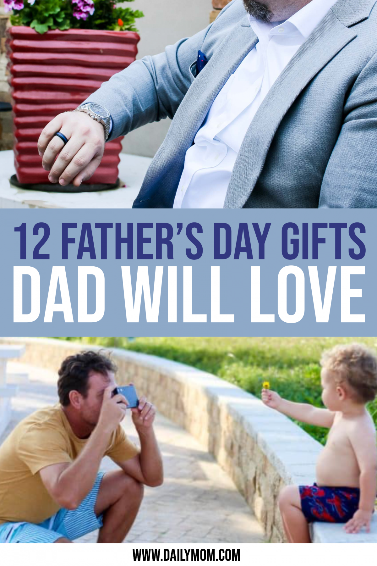 11 Cool Father's Day Gifts Dad Will Love