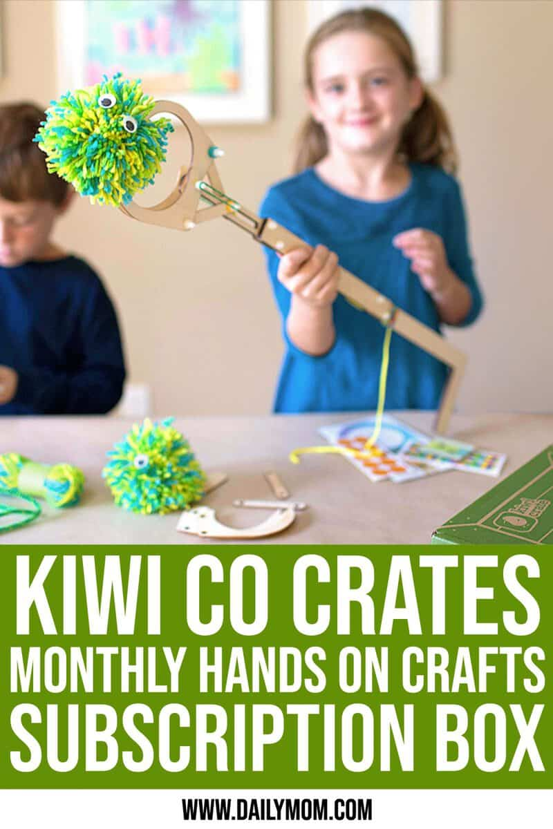 Kiwico Crates: A Monthly Subscription Box For Every Kid